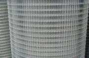 Сетка сварная оцинкованная из проволоки ОК 25х12,5х2