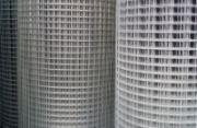Сетка сварная оцинкованная из проволоки ОК 25х25х2