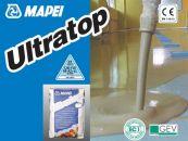 Ультратоп - быстросхватывающийся самовыравнивающийся состав 25кг