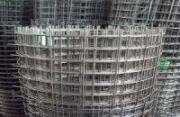 Сетка сварная неоцинкованная из проволоки ОК 100х100х3